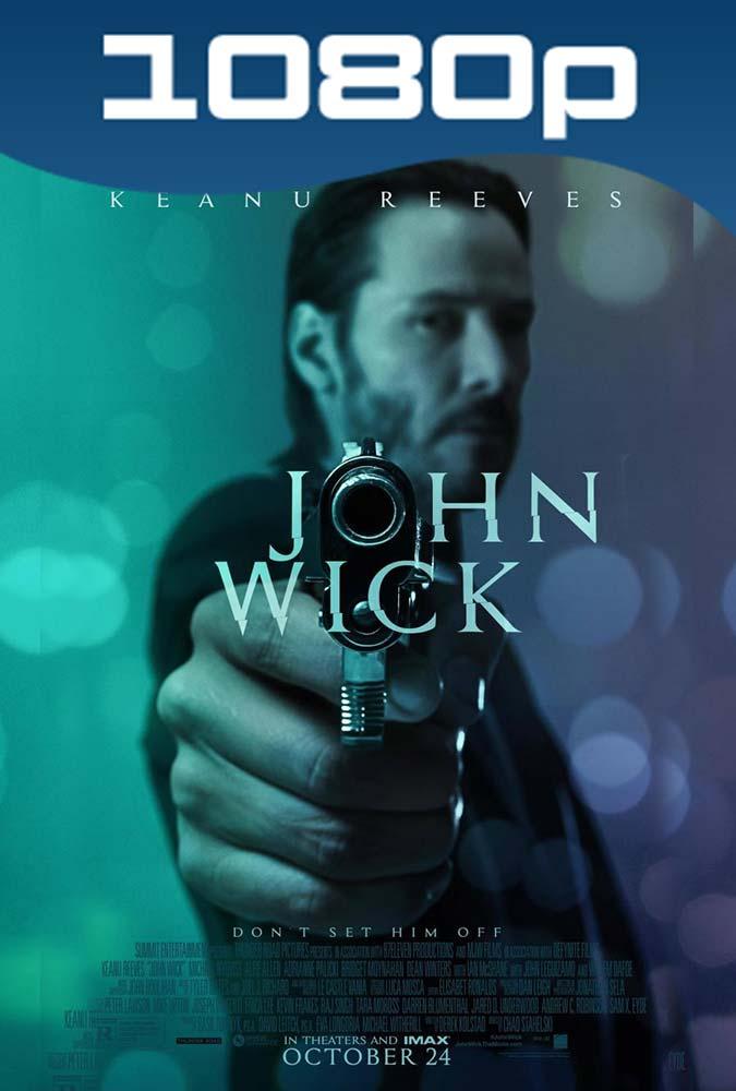 John Wick (2014) HD 1080p Latino
