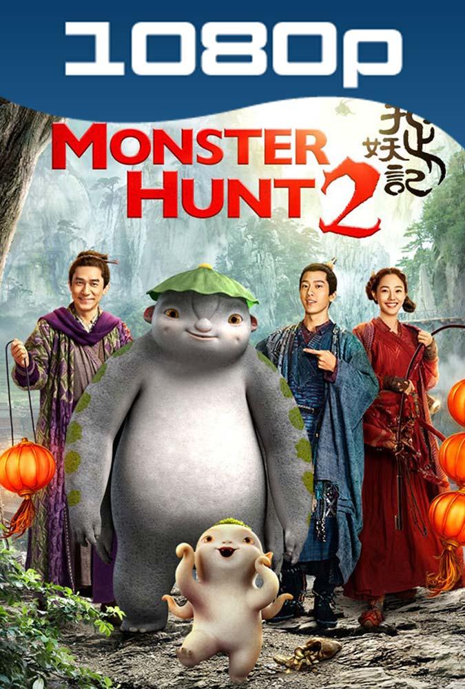 Monster Hunt 2 (2018) HD 1080p Latino
