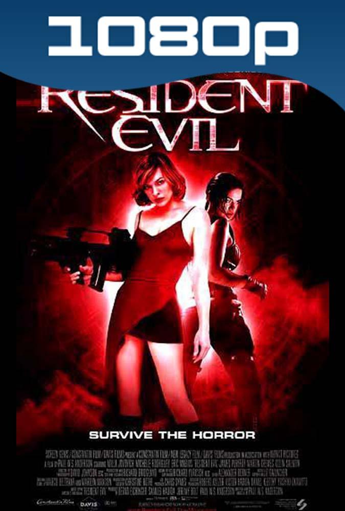 Resident Evil (2002) HD 1080p Latino