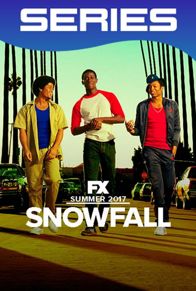 Snowfall Temporada 2 Completa HD 1080p Latino