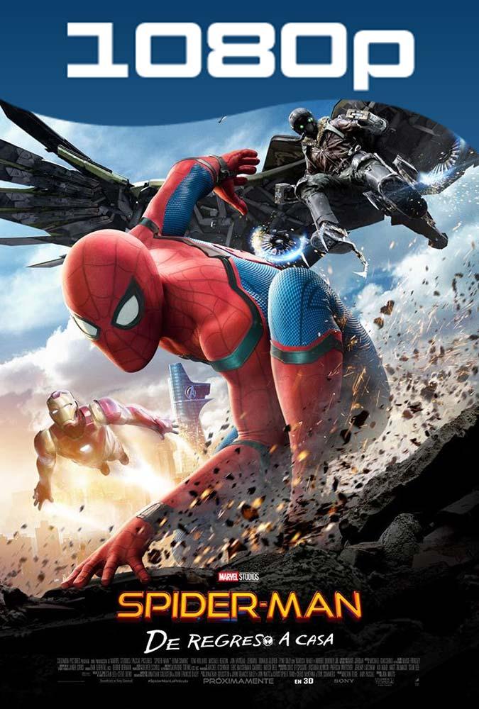 Spider-Man de regreso a casa (2017)