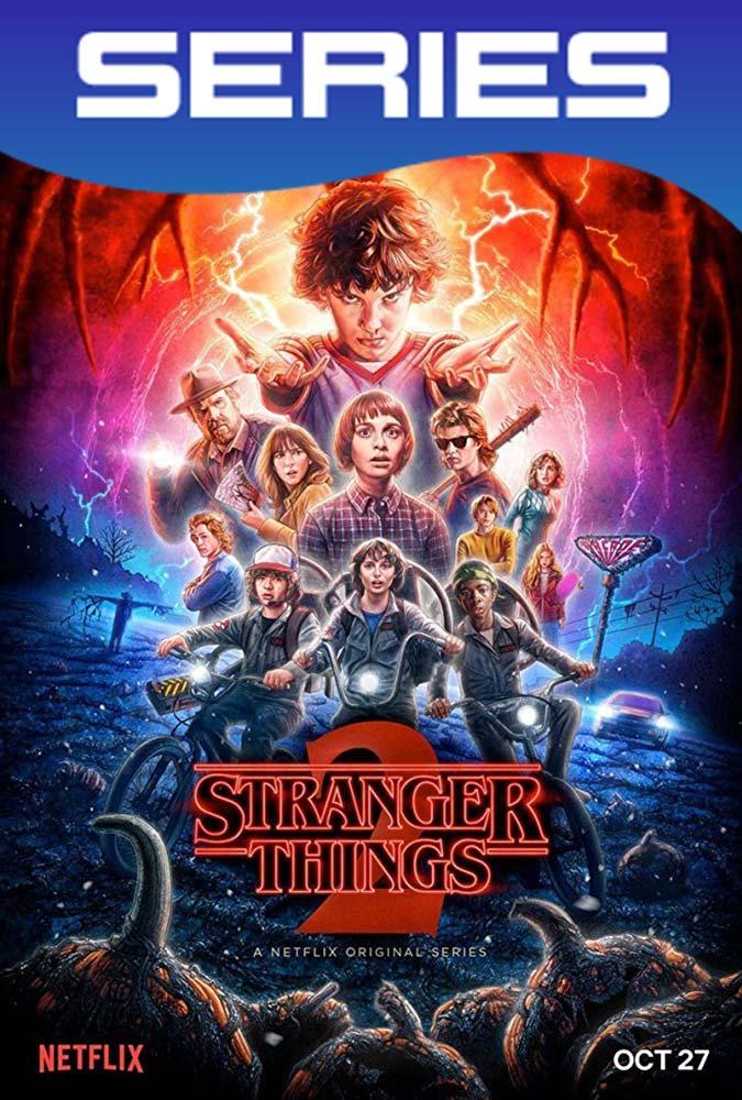 Stranger Things Temporada 2 Completa HD 1080p Latino