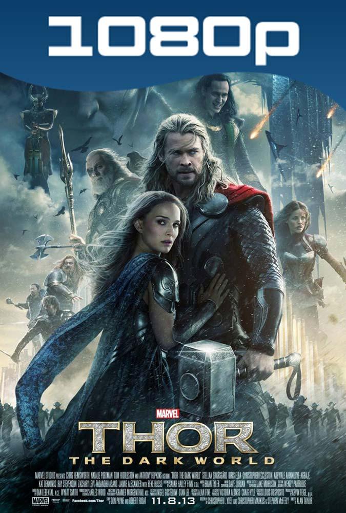 Thor un mundo oscuro (2013) HD 1080p Latino