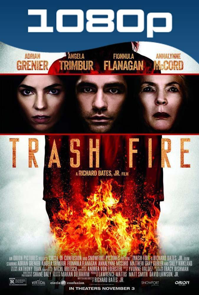 Trash Fire (2016) HD 1080p Latino