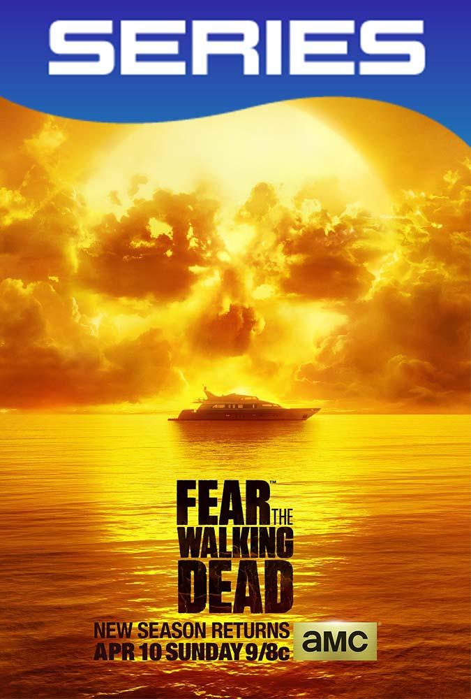 Fear The Walking Dead Temporada 2 Completa HD 1080p Latino