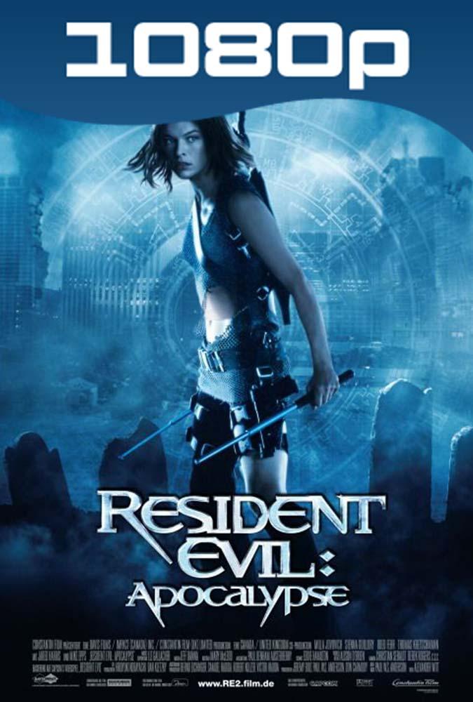 Resident Evil 2 Apocalipsis (2004) HD 1080p Latino