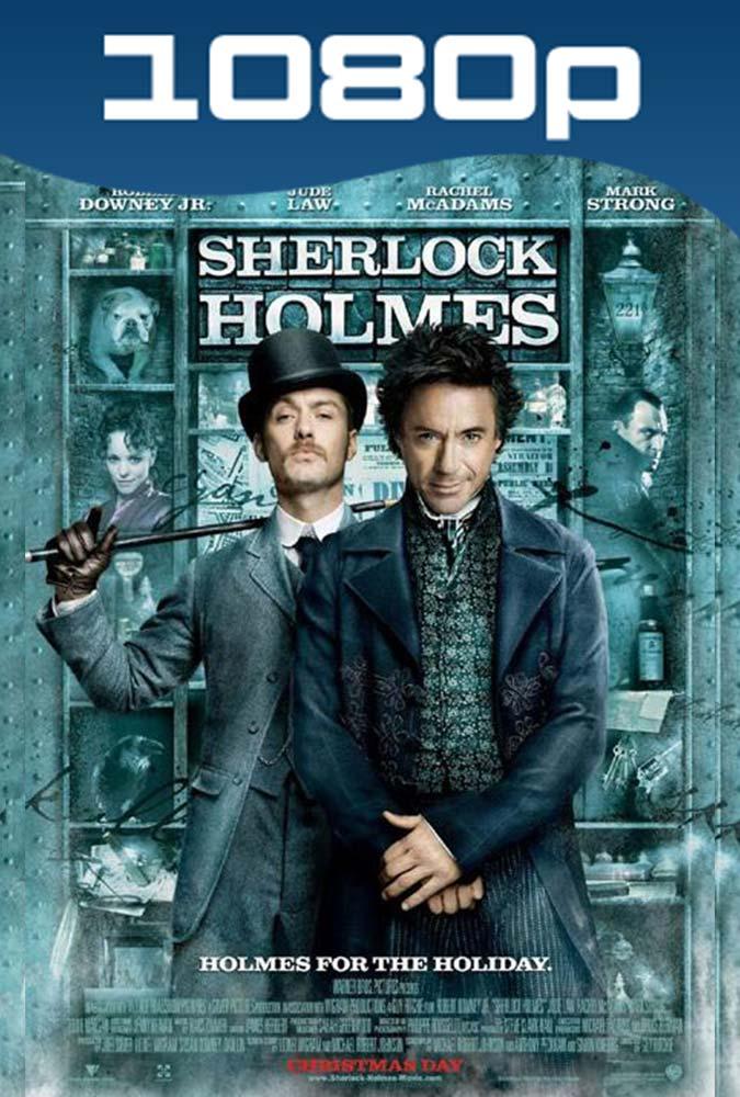 Sherlock Holmes (2009) HD 1080p Latino