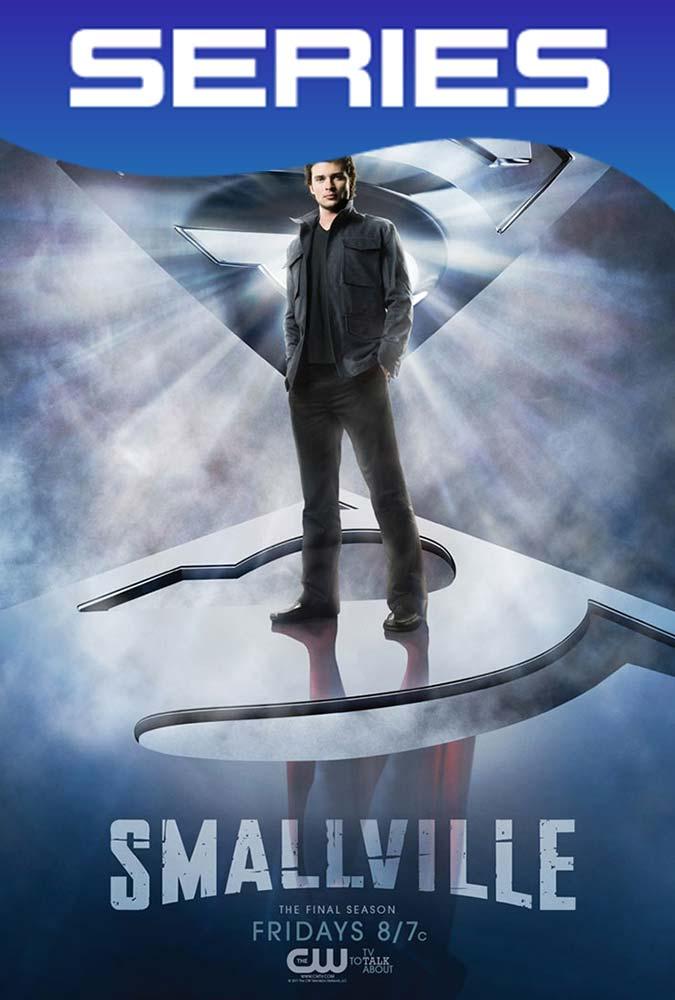 Smallville Temporada 10 Completa HD 1080p Latino
