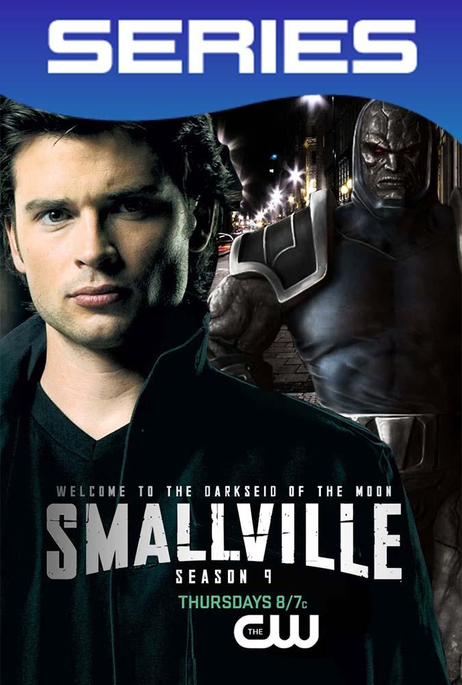 Smallville Temporada 9 Completa HD 1080p Latino