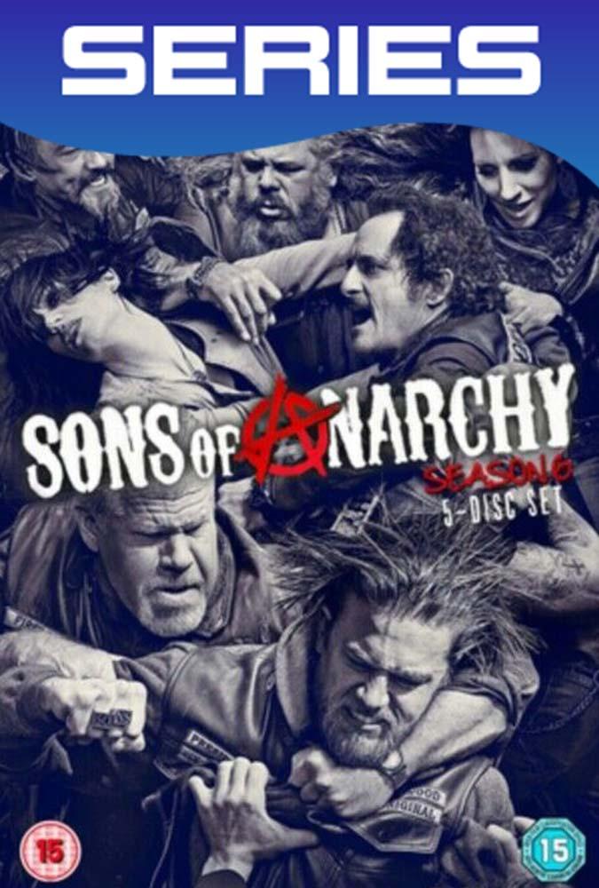 Sons of Anarchy Temporada 6
