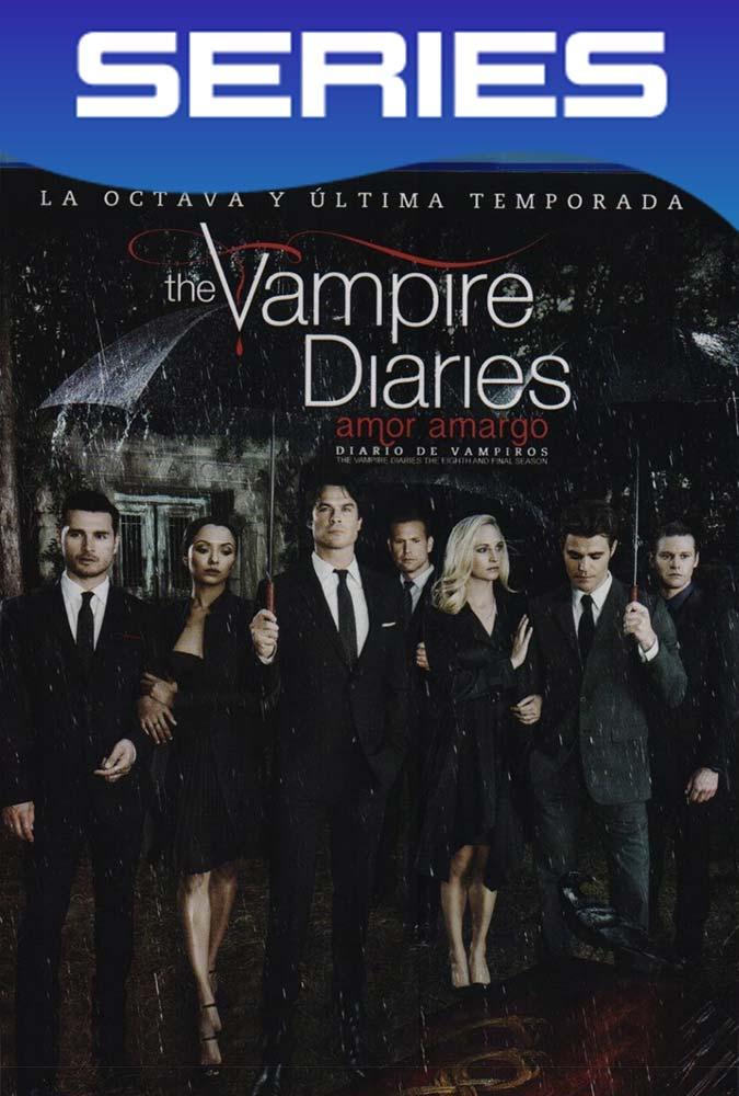 🔥 The Vampire Diaries (2009) Season 1-8 S01-S08 1080p BluRay