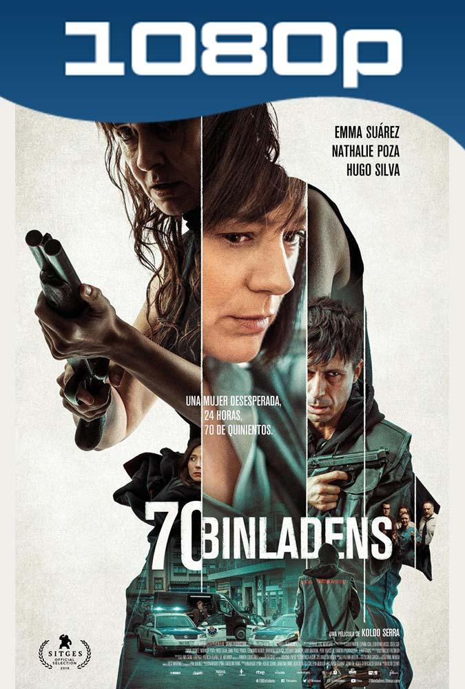 70 Binladens (2018) HD 1080p Castellano