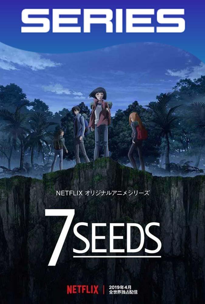 7Seeds Temporada 1 Completa HD 1080p Latino