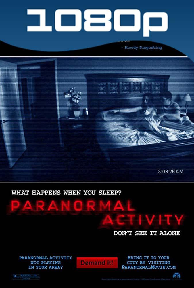 Actividad Paranormal (2007) HD 1080p Latino