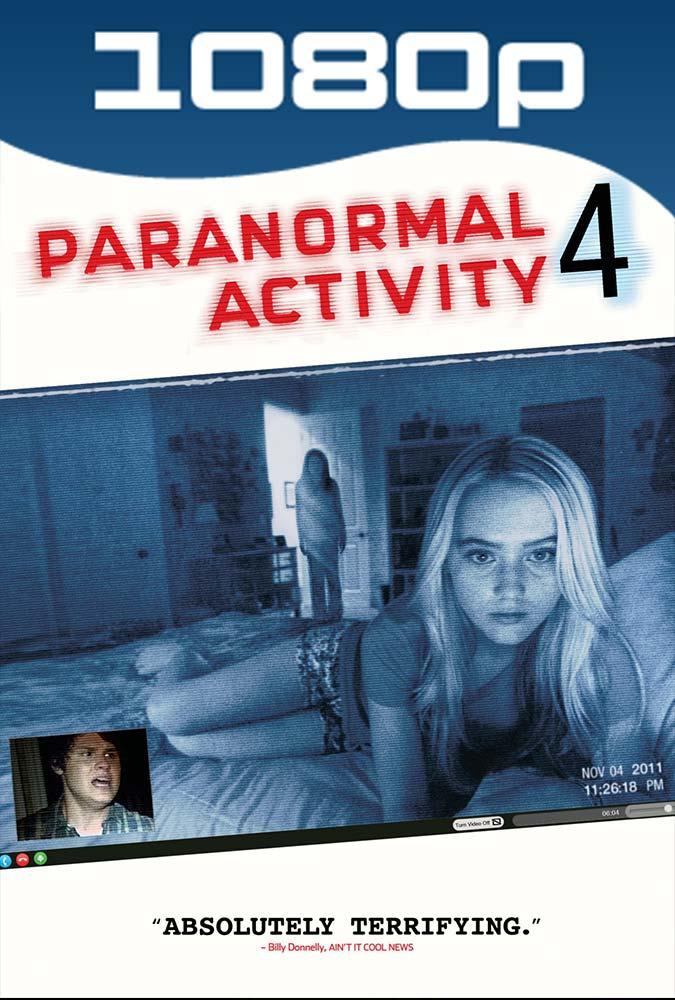 Actividad Paranormal 4 (2012) HD 1080p Latino