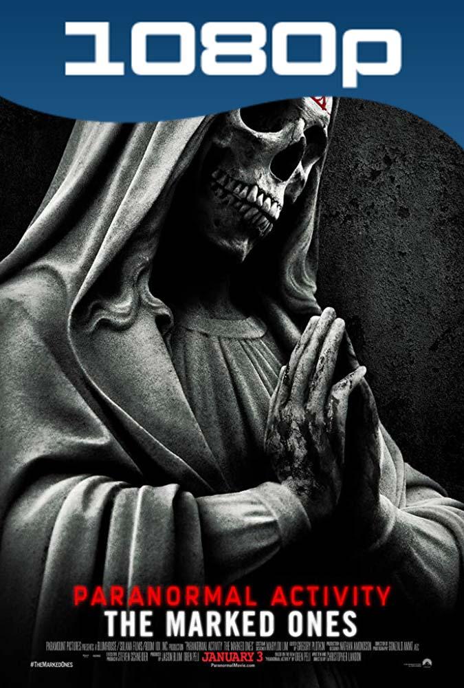 Actividad Paranormal Los Marcados (2013) HD 1080p Latino