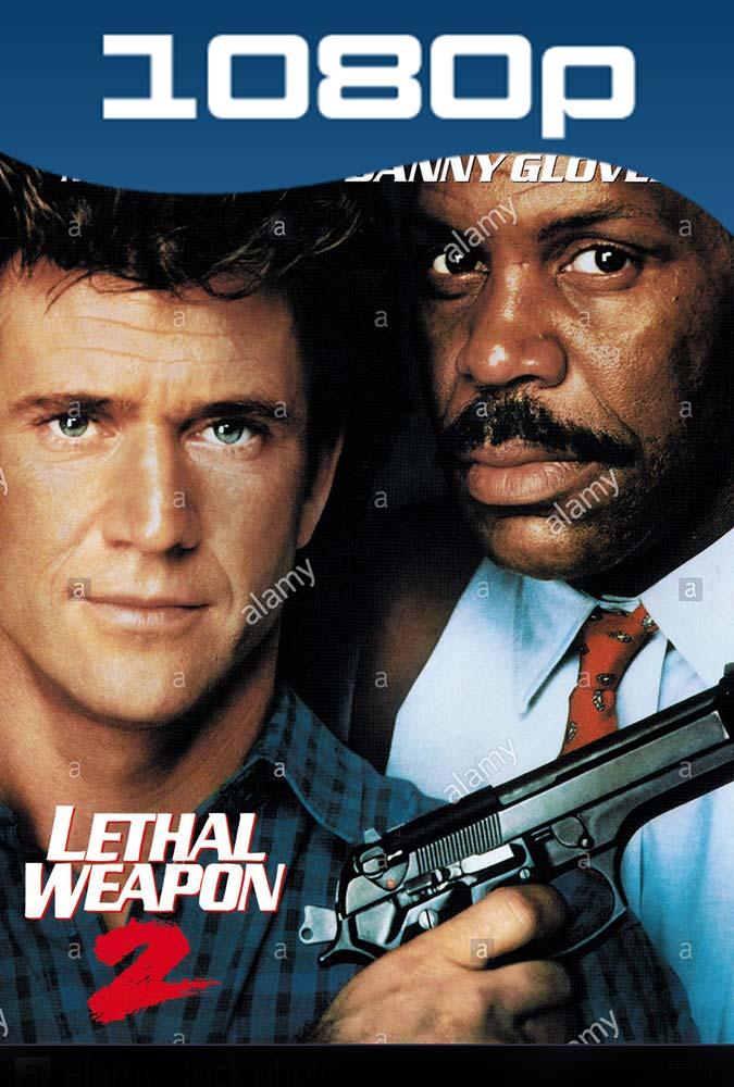 Arma Mortal 2 (1989) HD 1080p Latino