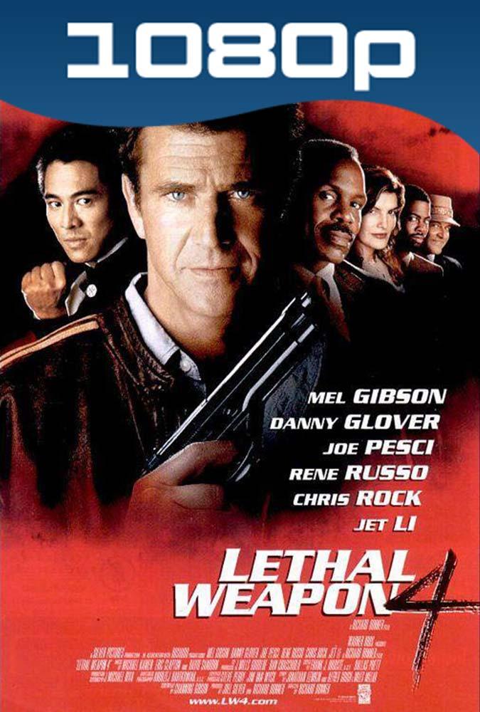 Arma Mortal 4 (1998) HD 1080p Latino