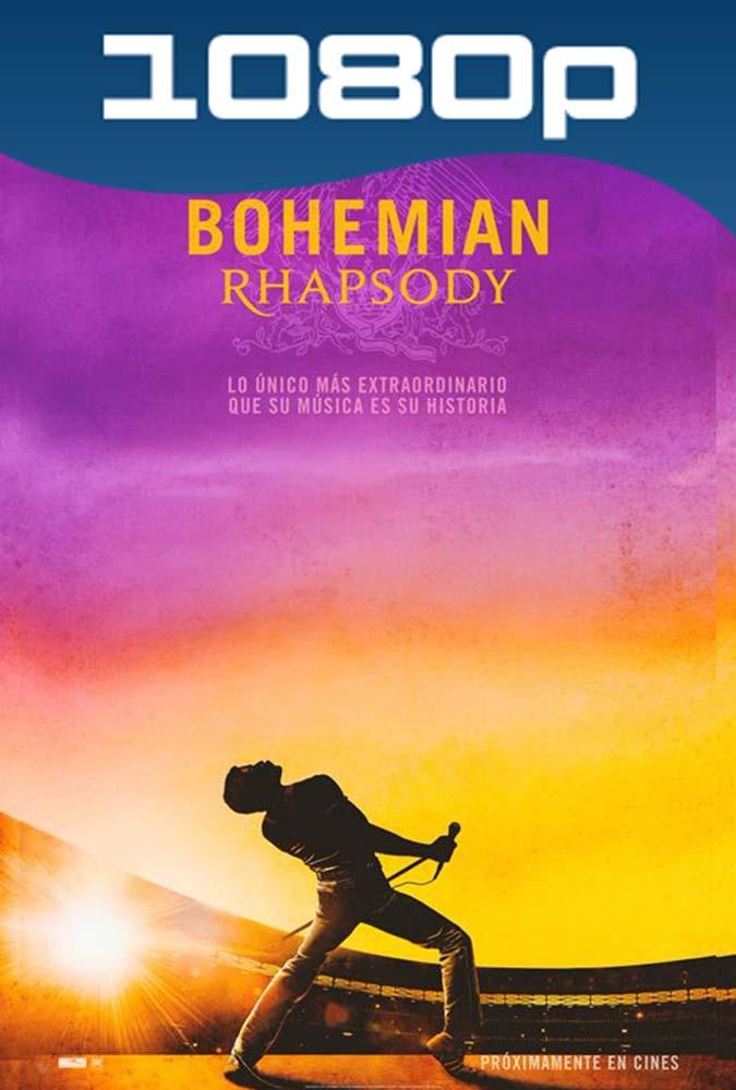 Bohemian Rhapsody La historia de Freddie Mercury HD 1080p Latino
