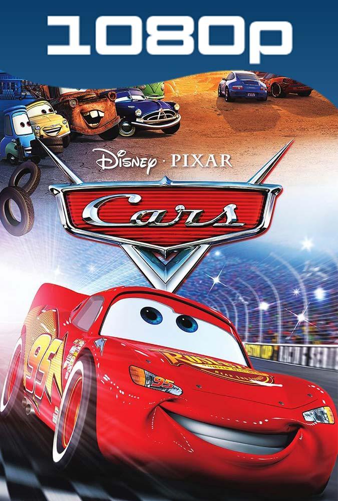 Cars (2006) HD 1080p Latino Dual