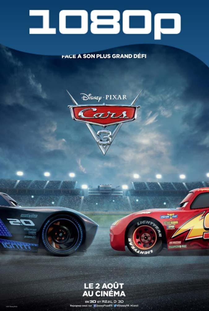Cars 3 (2017) HD 1080p Latino Dual