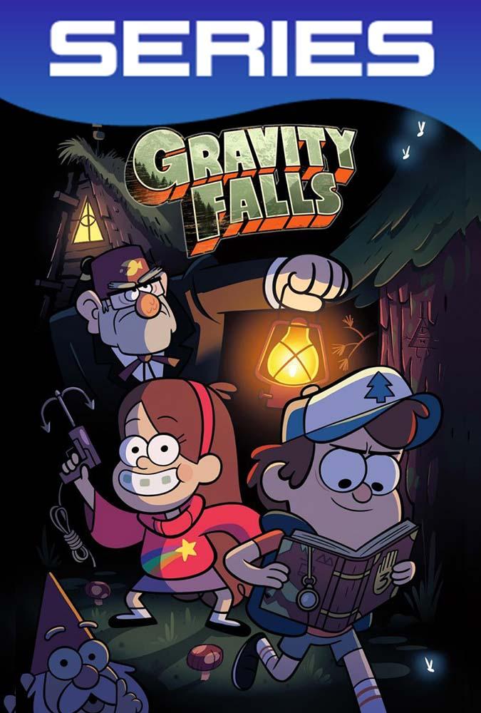 Gravity Falls Temporada 1 Completa HD 1080p Latino