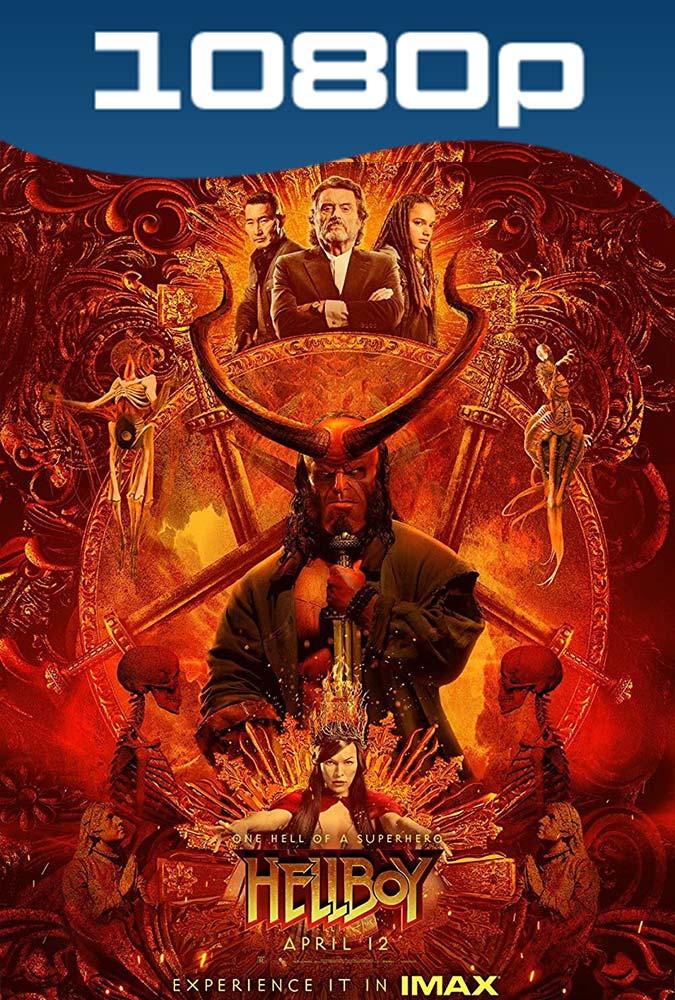 Hellboy (2019) HD 1080p Latino
