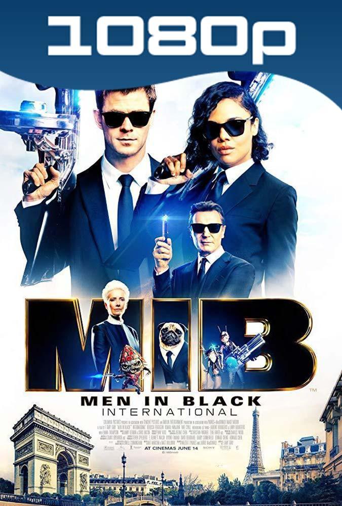 Hombres de Negro MIB Internacional (2019) HD 1080p Latino