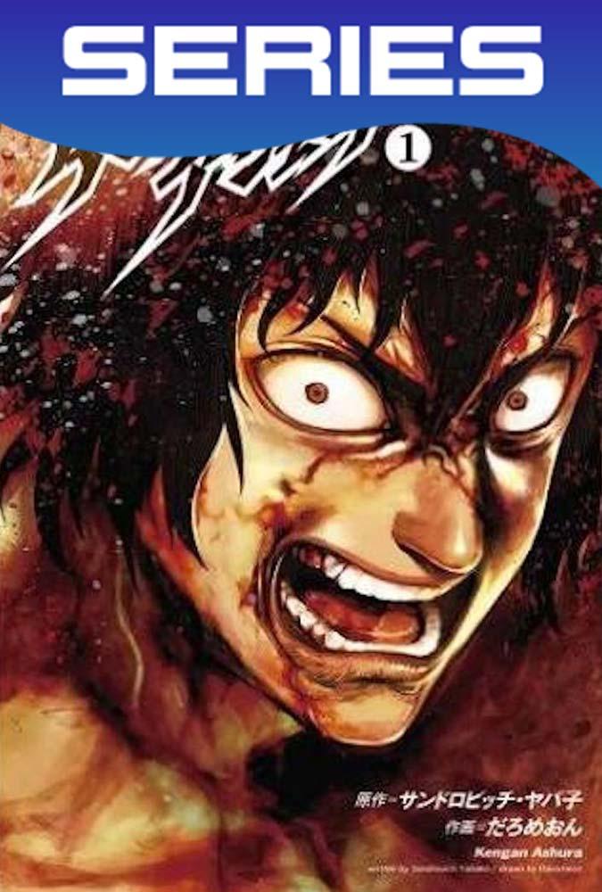 Kengan Ashura Temporada 1 Completa HD 1080p Latino