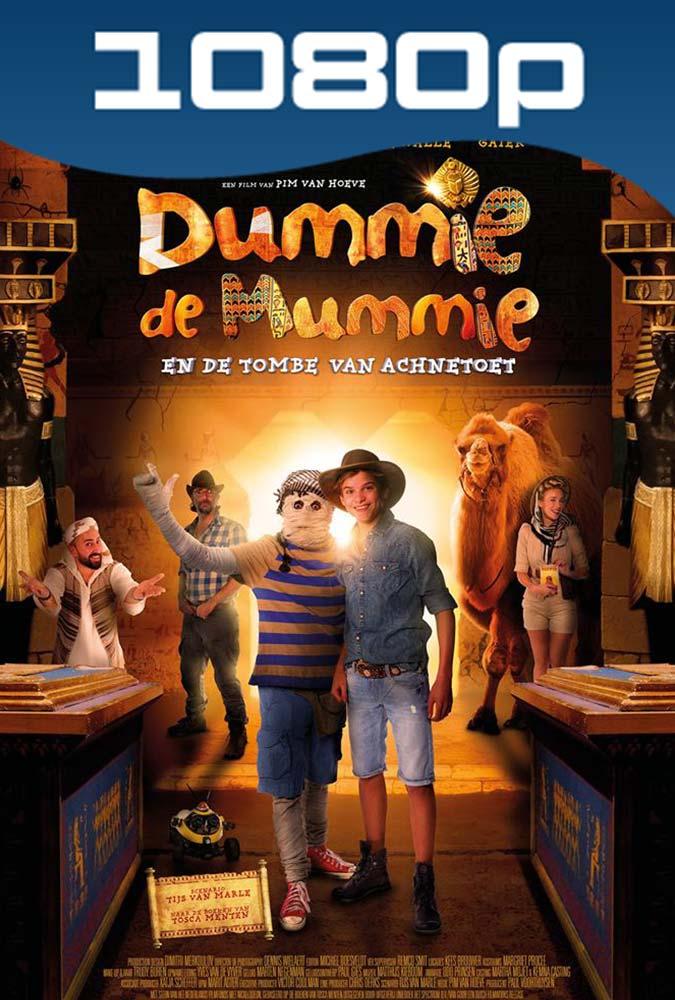 La Momia Dummie y la Tumba de Achne (2017) HD 1080p Latino