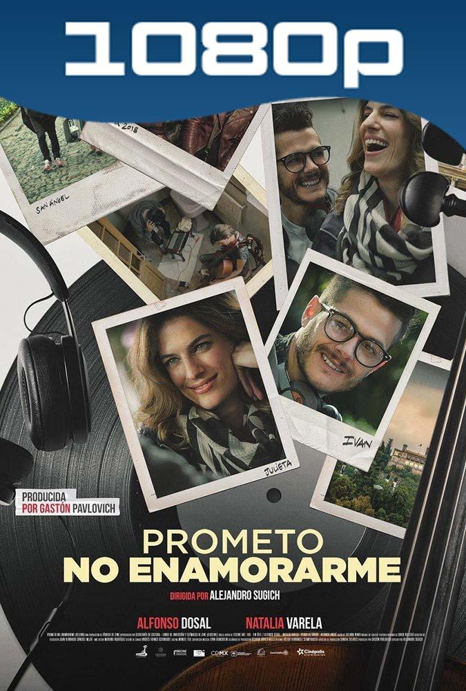 Prometo No Enamorarme (2018) HD 1080p Latino