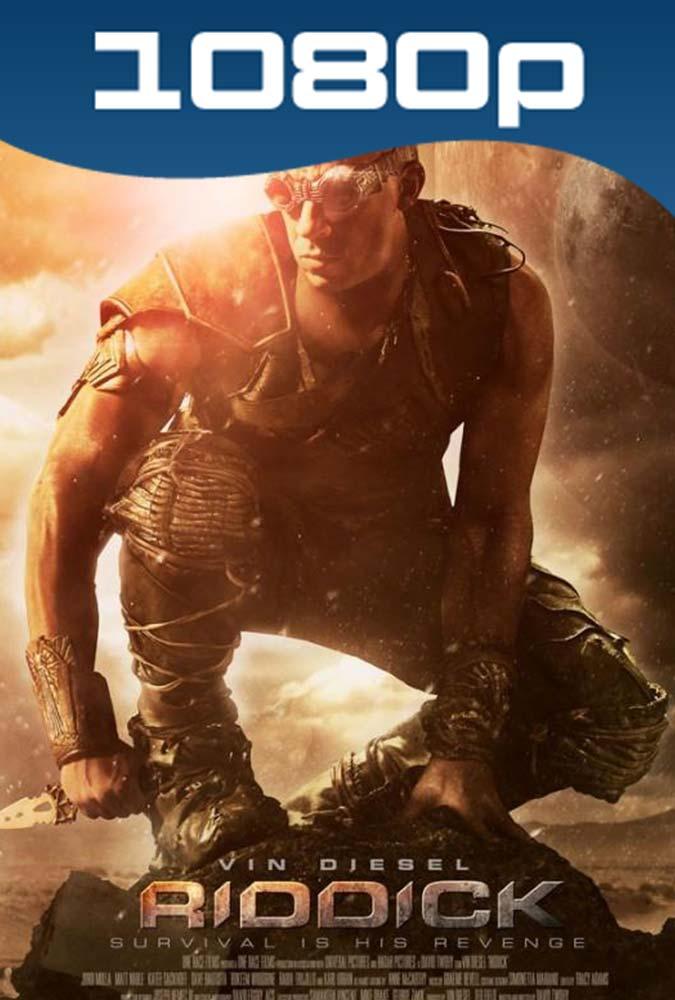 Riddick El Amo De La Oscuridad (2013) HD 1080p Latino