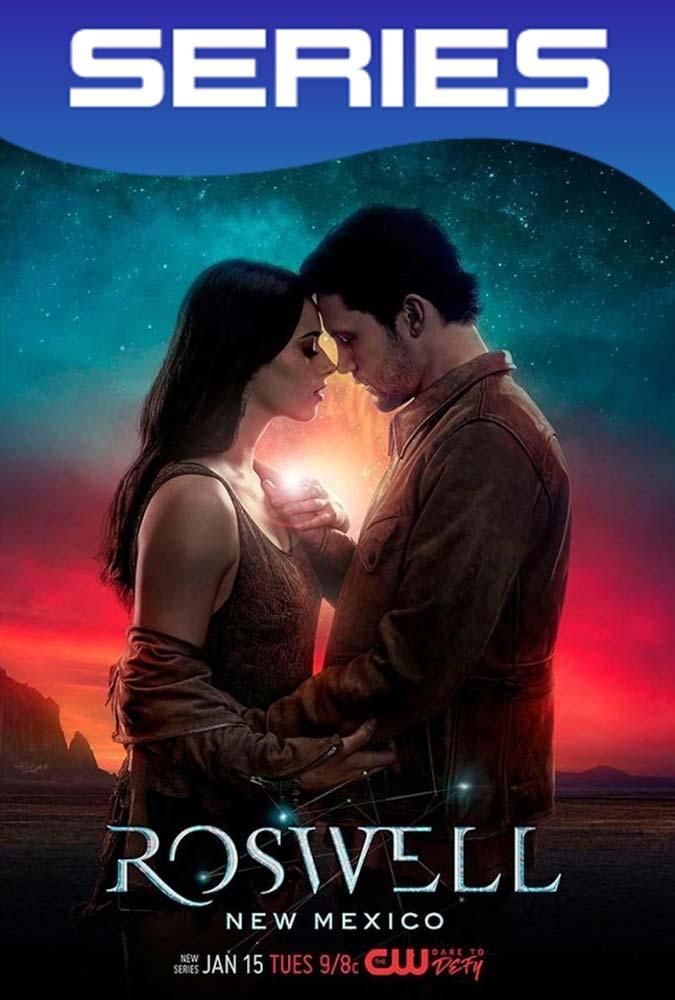 Roswell New Mexico Temporada 1 Completa HD 1080p Latino
