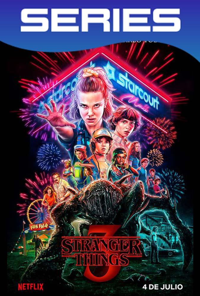 Stranger Things Temporada 3 Completa 1080p HD Latino Dual