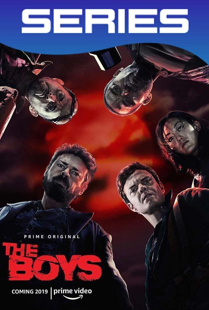 The Boys Temporada 1 Completa HD 1080p Latino