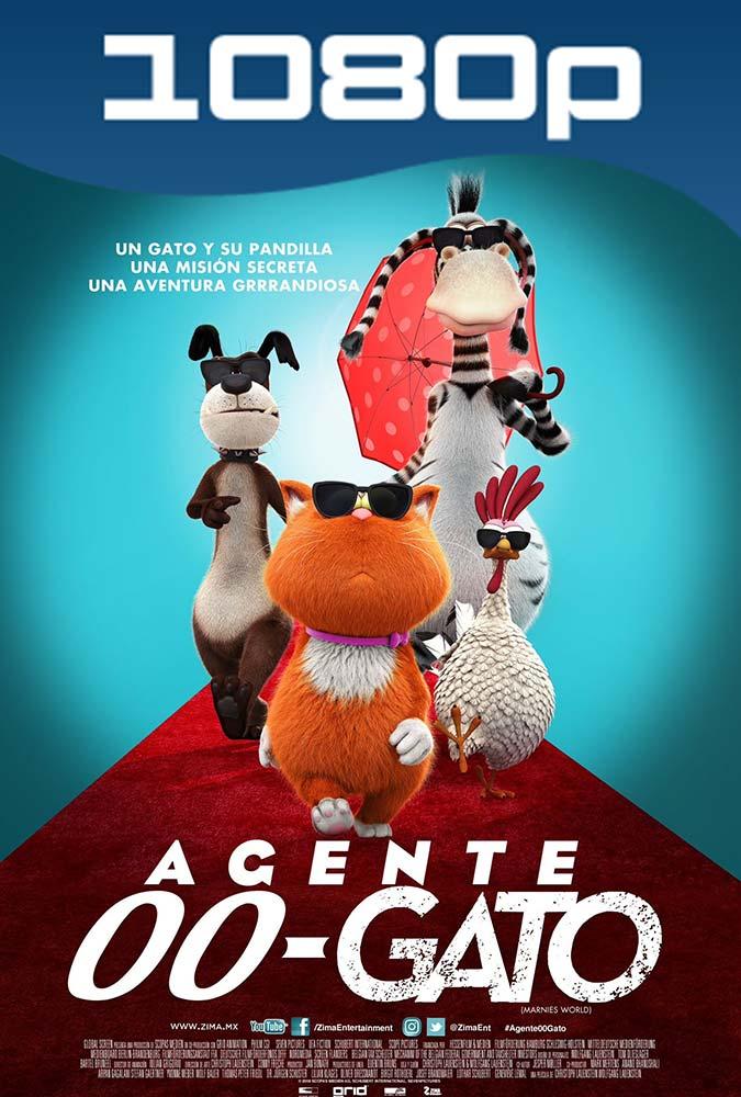 Agente 00-Gato (2018) HD 1080p Latino