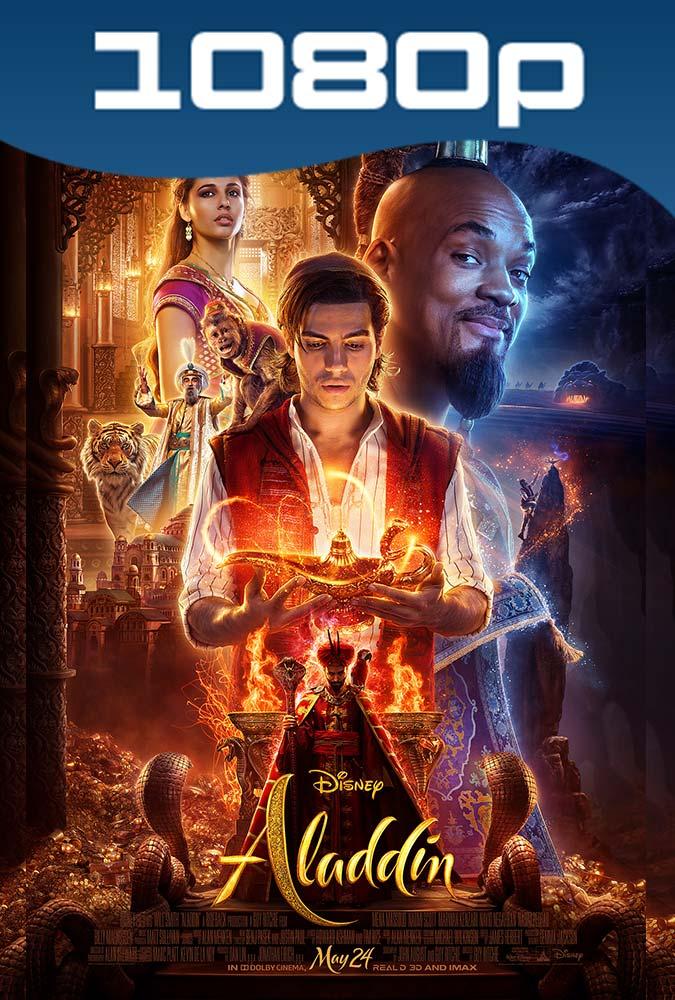 Aladdin (2019) HD 1080p Latino