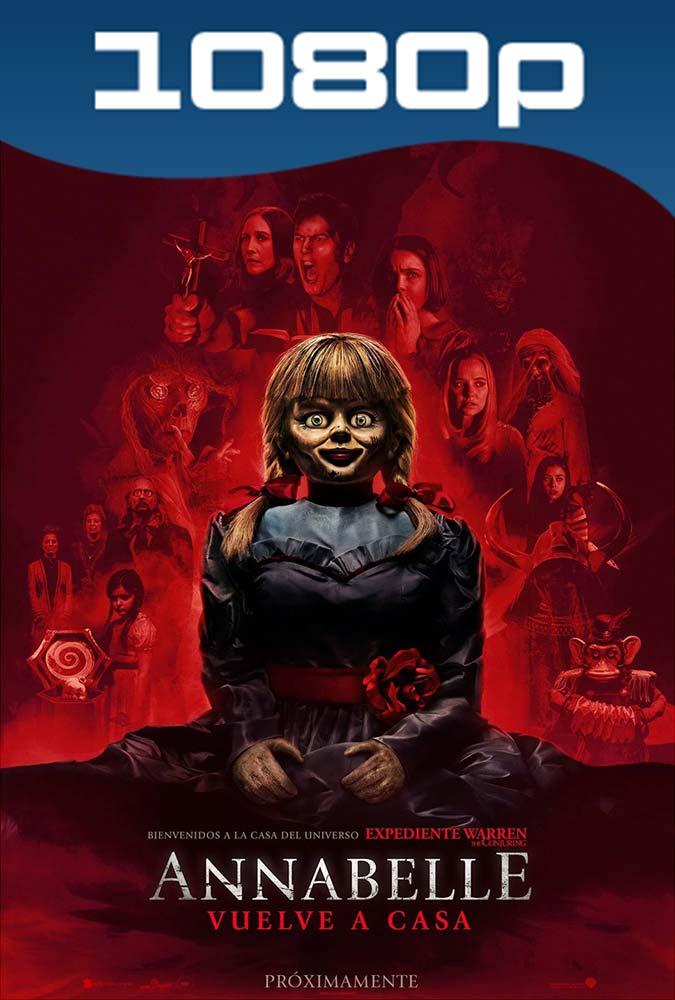 Annabelle 3 vuelve a casa (2019) HD 1080p Latino