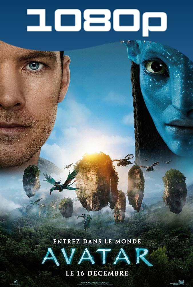 Avatar (2009) EXTENDIDA HD 1080p Latino