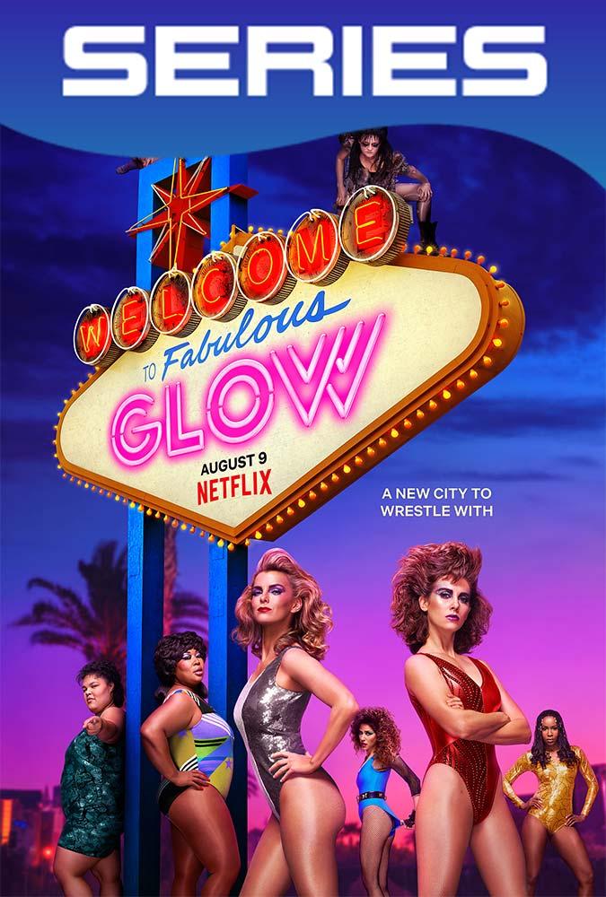 Glow Temporada 3