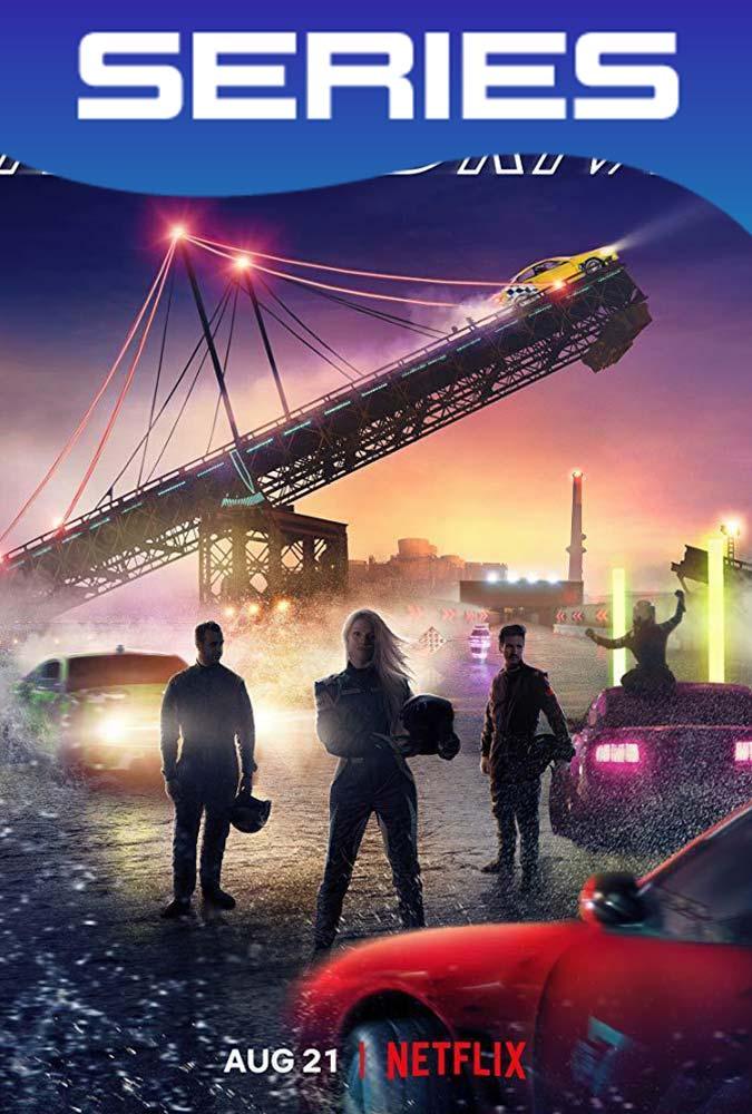 Hyperdrive (2019) Temporada 1 Completa HD 720p Latino