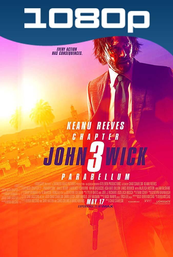 John Wick 3 Parabellum (2019) HD 1080p Latino