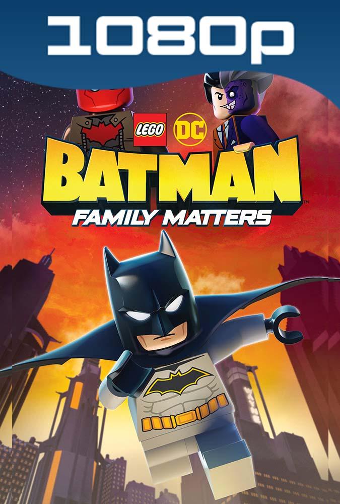 LEGO DC Batman – La Bat-Familia Importa (2019) HD 1080p Latino