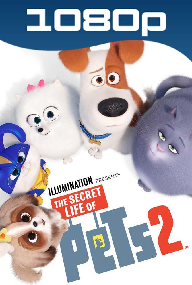 La Vida Secreta de tus Mascotas 2 (2019) HD 1080p Latino