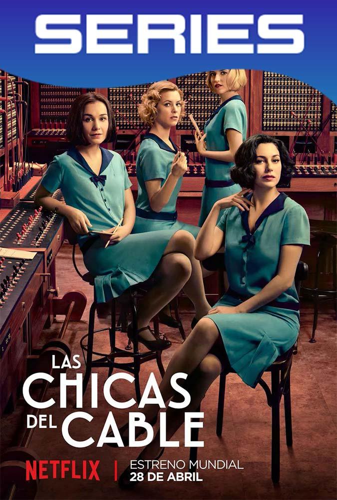 Las Chicas del Cable Temporada 1