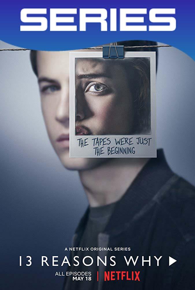 Por trece razones Temporada 2 Completa HD [720p] Latino-Ingles
