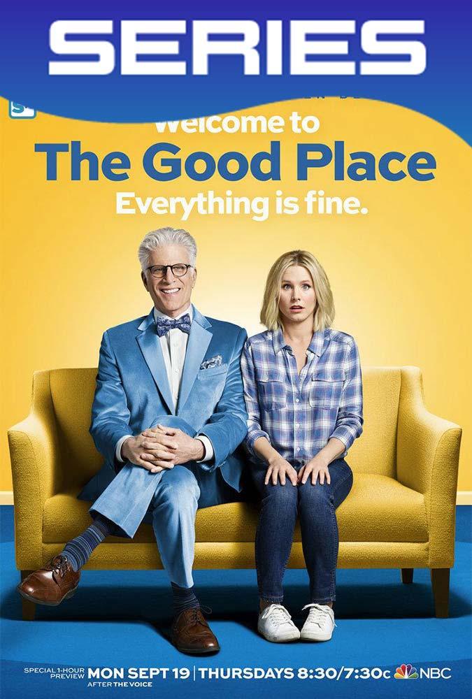 The Good Place Temporada 1