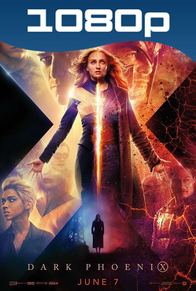 X-Men Dark Phoenix (2019) HD 1080p Latino