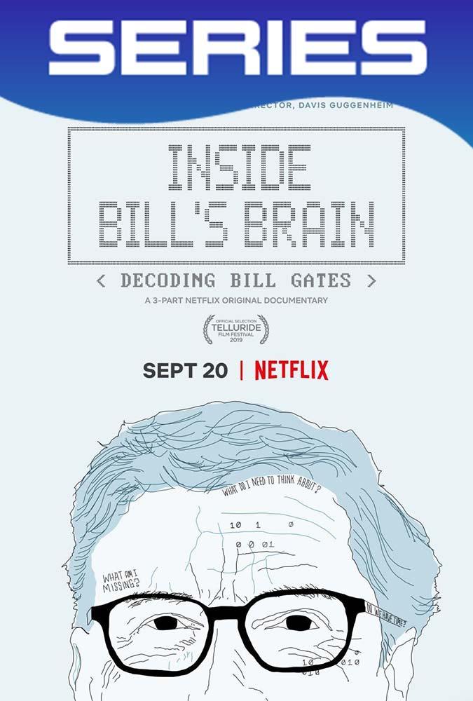 Bill Gates Bajo la Lupa Temporada 1 Completa HD 1080p Latino