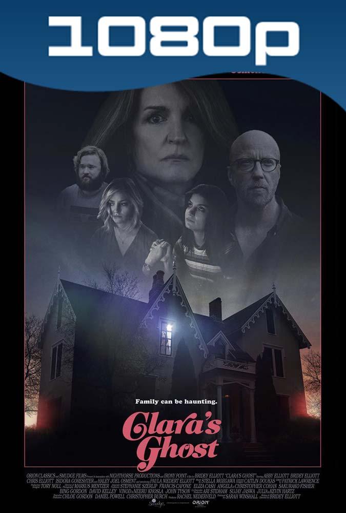 Clara's Ghost (2018) HD 1080p Latino